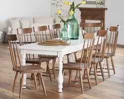 farmhouse dining room magnolia home its nostalgic look will take you back to days of the past and there s room for everyone have a seat and let s talk about your day make this dining room