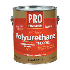 varathane 1 gal clear satin water based floor polyurethane 230231
