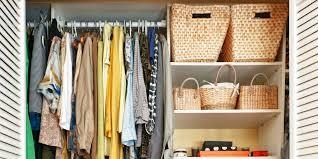 Organizing Closets Decorations Good Small Entry Closet Organization Of Gallery