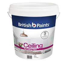 Spray Paint Bunnings - british paints 10l flat white ceiling paint bunnings warehouse