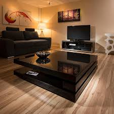 long black coffee table glass round coffee table srage s transforming with top and storage