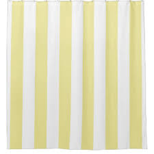 Yellow Striped Curtains Fresh Ideas Yellow Striped Shower Curtain Pretty Design Stripe And