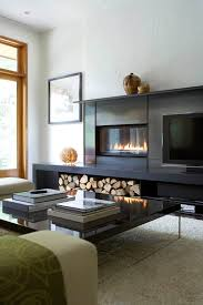 Artificial Logs For Fireplace by Electric Fireplace Logs Living Room With Armchair Etched Mirror
