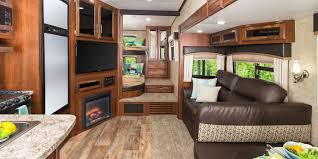 5th Wheel Living Room Up Front by 2017 Eagle Ht Fifth Wheel Jayco Inc