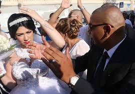 mariage mixte des manifestants s opposent à un mariage mixte en israël
