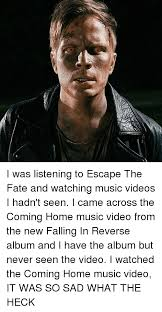 Falling In Reverse Memes - 25 best memes about escape the fate escape the fate memes