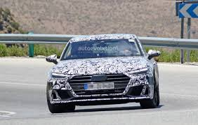 2019 audi s7 spied in detail looks ready to downsize to 2 9 tfsi