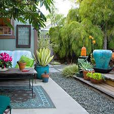 Small Backyard Designs Efficiently Using Small Spaces - Small backyards design