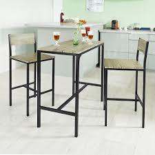 table de cuisine haute avec tabouret table haute avec tabouret pour cuisine bigbi info