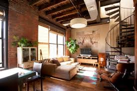 installation of industrial life style ideas for a loft style