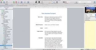 how to create a setting sketch using scrivener