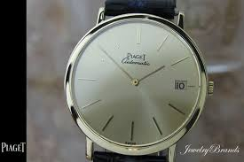 piaget automatic authentic mens swiss piaget altiplano solid 18k gold automatic