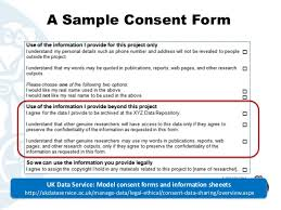 participant consent form template 34 consent forms in doc