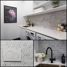 Bathroom Laundry Ideas Bunnings Laundry Flat Pack Home Renovation Ideas Pinterest
