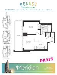 Toronto Condo Floor Plans Dueast Condos Floorplans Pricing U0026 Platinum Access Regent Park Life