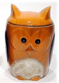 owl kitchen canisters owl 4 pc canisters and tray set colorful kitchen storage canister