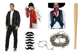 halloween city career diy negan costume a walking dead halloween tutorial halloween