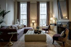 Perfect Interior Design by A Canal House In Amsterdam With A Modern Luxury Interior Design