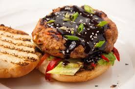 chinese mu shu pork burgers