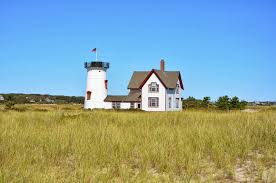 in the little yellow house i love cape cod