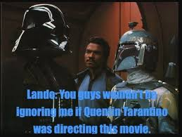 Lando Calrissian Meme - star wars meme the force awakens myfreedo