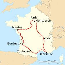 Bordeaux France Map by 1903 Tour De France Wikipedia