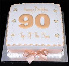 90th birthday cakes london cake birthday cakes