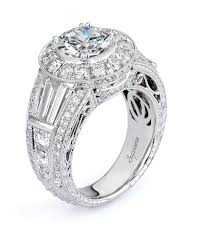filigree engagement rings supreme jirair collection filigree platinum engagement ring with