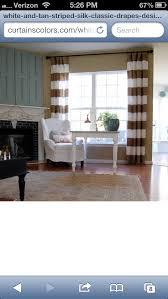 Tan And White Horizontal Striped Curtains Tan Striped Curtains Enchanting Tan And White Horizontal Striped