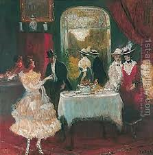 The Dinner Party Painting Jules Grun - 13 best abundance images on pinterest dinner parties dinners