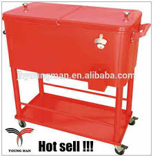 Patio Ice Cooler by Metal Ice Chest Metal Ice Chest Suppliers And Manufacturers At