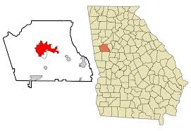 newnan georgia wikipedia