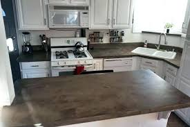 cement countertops marvelous cement countertops cost polished concrete cost diy