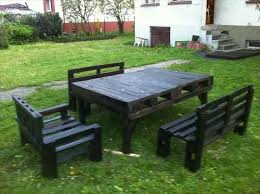 pallet picnic table ideas pallets designs