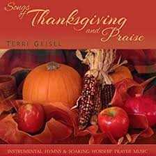 songs of thanksgiving and praise instrumental hymns