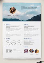 Resume Templates Design Best 25 Free Resume Ideas On Pinterest Resume Ideas Resume