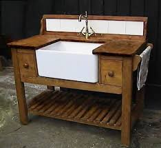Free Standing Sink Kitchen Rustic Kitchen Sinks Kitchen Design
