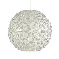 Metal Ceiling Light Shades Contemporary Moroccan Style Shabby Chic Metal Jewelled