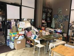 campbell businesses collect donations for wine country fire victims