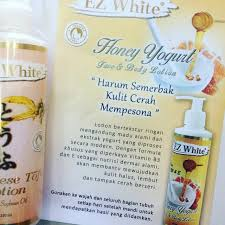 Sabun Tofu ez white lotion with soybean 250 ml daftar update harga