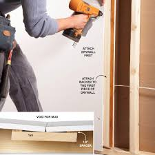 Hanging Pictures On Drywall by Professionals Share Their Drywall Installation Tips Building And