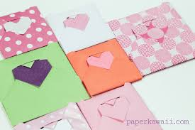 Origami With Letter Size Paper - origami envelopes page 1 paper kawaii