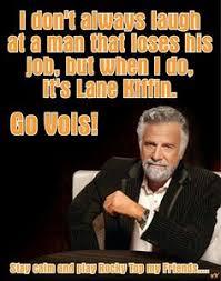 Tennessee Vols Memes - butch jones meme google search vol tastic pinterest butches