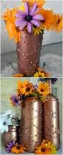 Decorate A Vase 40 Borderline Genius Glue Gun Projects That Will Enchant Your Life