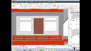 desain rumah corel cara membuat model dan desain rumah di corel x4 youtube