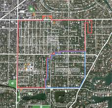 University Of Miami Map by Coral Gables Considers Annexing Southern Miami Dade Neighborhoods