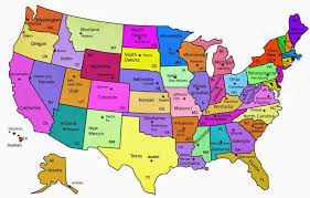 map usa all states us map collections for all 50 states printable map of usa and