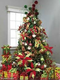 ideas for classic christmas tree decorations happy 238 best arbolitos de navidad images on