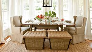 farmhouse renovation dining room southern living