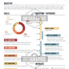 infographic resume template infographic resume template stand out infographictemplates